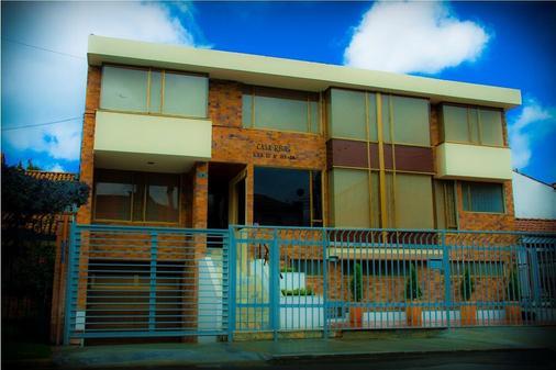 Apartamentos Amoblados Casa Regis - Bogotá - Toà nhà