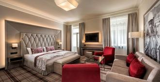 Radisson Blu Badischer Hof Hotel, Baden-Baden - באדן-באדן - חדר שינה