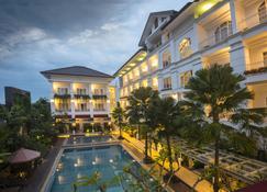 Gallery Prawirotaman Hotel - Yogyakarta - Gebäude