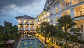 Gallery Prawirotaman Hotel - Yogyakarta - Bygning
