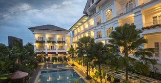 Gallery Prawirotaman Hotel - Yogyakarta - Toà nhà