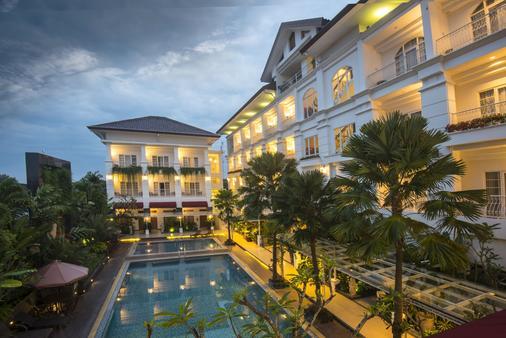 Gallery Prawirotaman Hotel - Yogyakarta - Edificio