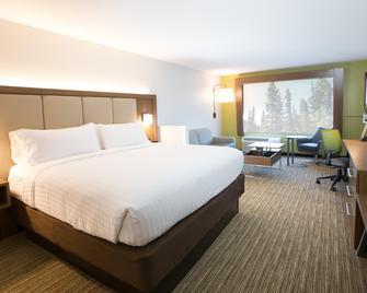 Holiday Inn Express & Suites Greenwood Mall, An IHG Hotel - Greenwood - Спальня