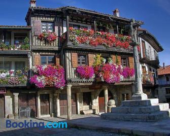 Castillo Alto - La Alberca - Gebouw