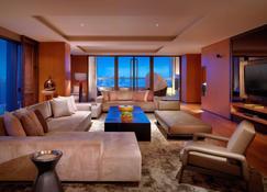Hyatt Regency Tianjin East - Tianjin - Living room