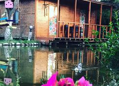 奧坦蒂克塔斯艾威飯店 - 達拉曼 - 室外景
