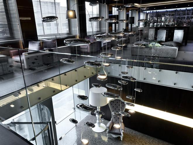 大使酒店 - 佛羅倫斯 - 酒吧