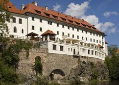 Hotel Ruze - Český Krumlov - Rakennus
