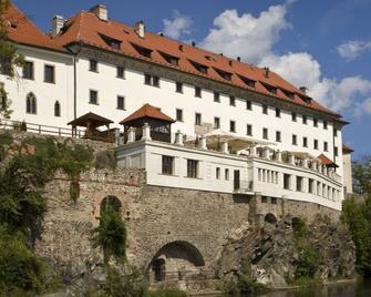 Hotel Ruze - Český Krumlov - Building