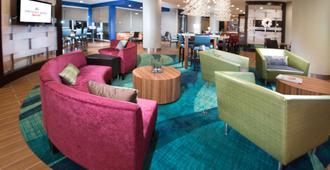 Springhill Suites Houston Westchase - Houston - Resepsjon