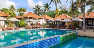 Chaweng Cove Beach Resort - Koh Samui - Piscina