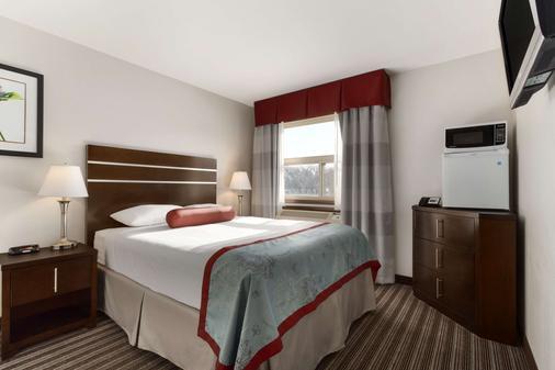 薩斯卡頓鄰近市中心速 8 酒店 - 薩克屯 - 薩斯卡通 - 臥室