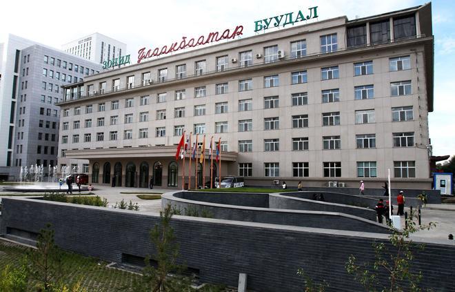 Ulaanbaatar Hotel - Ουλάν Μπατόρ - Κτίριο