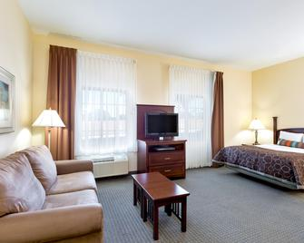 Staybridge Suites Mcallen - McAllen - Bedroom
