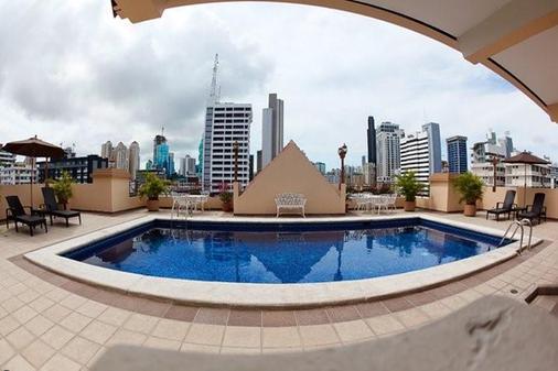 Hotel Coral Suites - Cidade do Panamá - Piscina