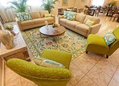 Hotel Coral Suites - Panamá - Olohuone