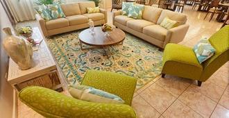 Hotel Coral Suites - Panama City - Vardagsrum