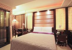 Best Love Boutique Hotel - Taipei - Makuuhuone
