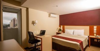 Rede Andradre Cwb - Curitiba - Bedroom