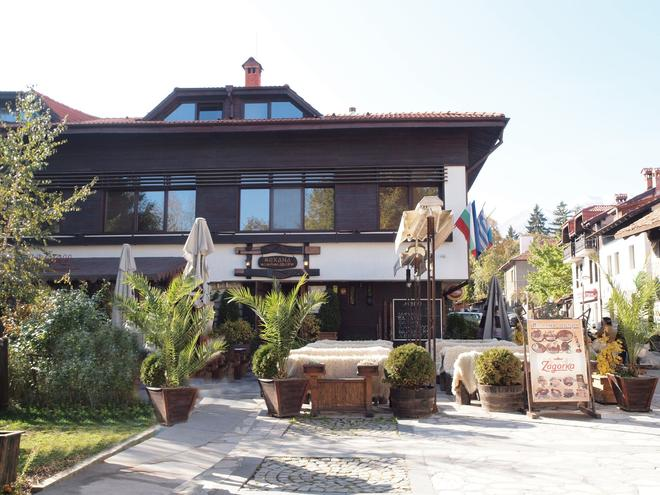 Momini Dvori Boutique Hotel - Bansko - Toà nhà