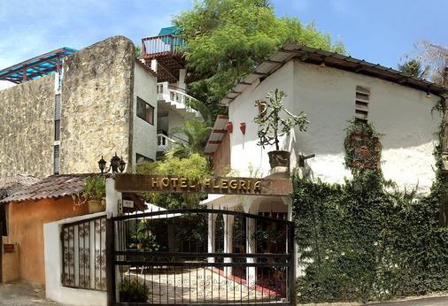 Hotel Alegria - Sosúa - Rakennus