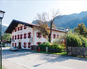 Posthotel - Oberaudorf - Gebäude