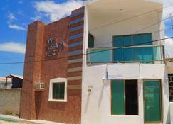 Hotel Posada Mercy - Río Lagartos - Toà nhà
