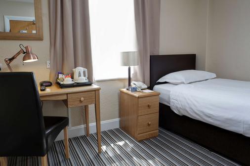 Best Western Hotel Bristol - Newquay - Bedroom