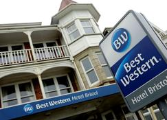 Best Western Hotel Bristol - Newquay - Building