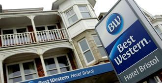 Best Western Hotel Bristol - Newquay - Toà nhà
