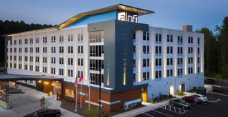 Aloft Raleigh-Durham Airport Brier Creek - Raleigh - Edifício