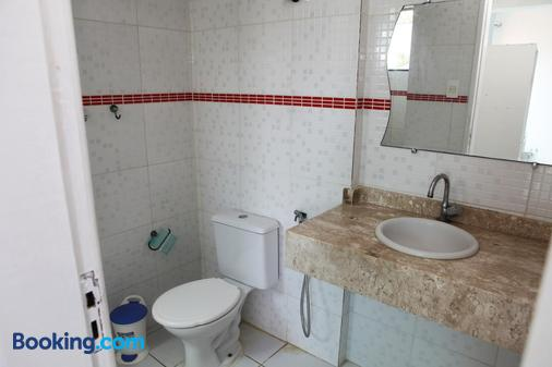 Hotel Pousada Oasis - Conde - Bathroom
