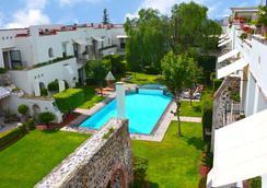 Doña Urraca Hotel & Spa - Santiago de Querétaro - Pool