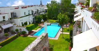 Doña Urraca Hotel & Spa - Querétaro - Piscina
