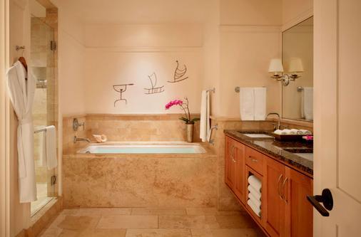 Montage Kapalua Bay - Lahaina - Bathroom
