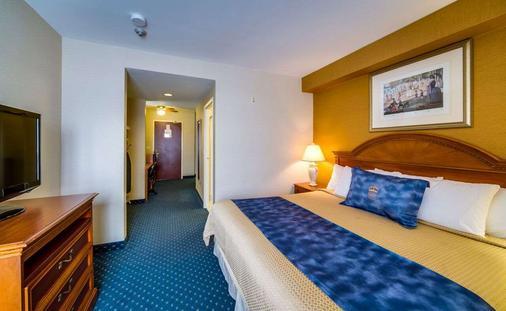 Monte Carlo Inn Toronto - Markham - Markham - Schlafzimmer
