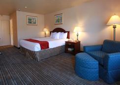 Best Western Surf City - Huntington Beach - Schlafzimmer