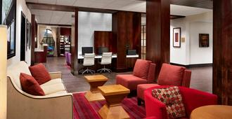 Four Points by Sheraton Memphis East - ממפיס - לובי