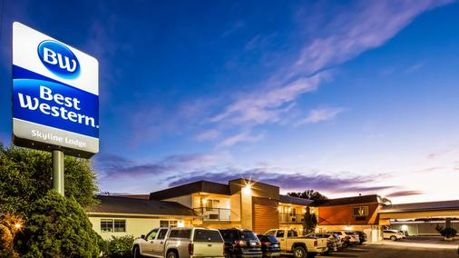 Best Western Skyline Motor Lodge - Lakeview - Gebäude