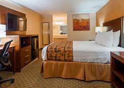Best Western Skyline Motor Lodge - Lakeview - Schlafzimmer