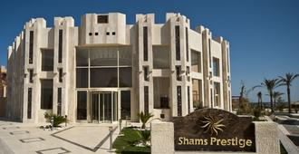 Shams Prestige Abu Soma Resort - Safaga - Edificio