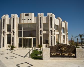 Shams Prestige Abu Soma Resort - Сафага - Building