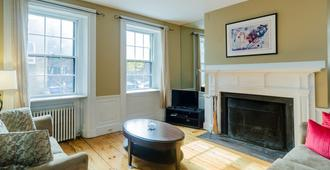 Historic Townhouse in the Heart of Boston - Boston - Wohnzimmer