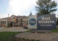 Best Western Harvest Inn & Suites - Grand Forks - Building