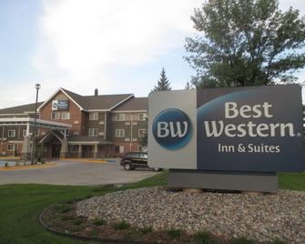 Best Western Harvest Inn & Suites - Grand Forks - Gebouw