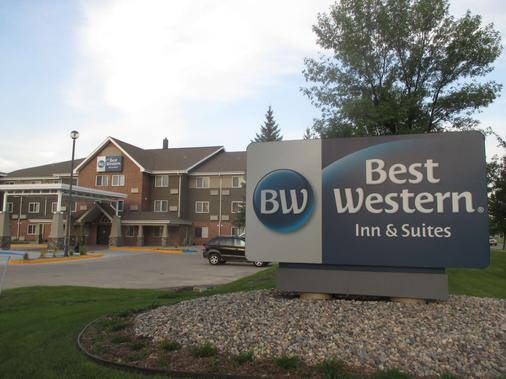 Best Western Harvest Inn & Suites - Grand Forks - Toà nhà