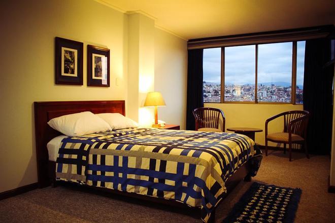 總統酒店 - 昆卡 - 昆卡 - 臥室