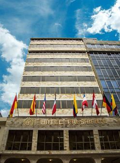 Hotel Presidente - Cuenca - Κτίριο