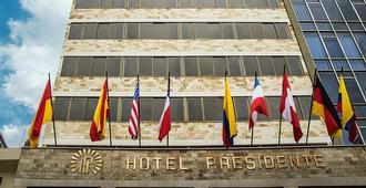 Hotel Presidente - Cuenca - Edifício
