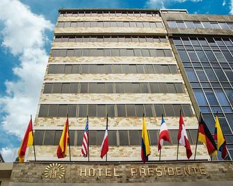 Hotel Presidente - Cuenca - Edificio